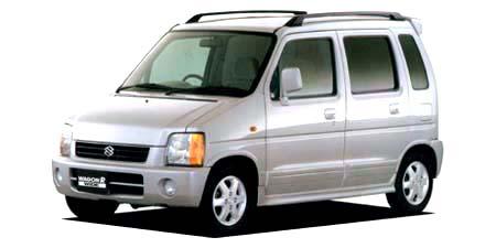 スズキ ワゴンRワイド XL (1998年5月モデル)