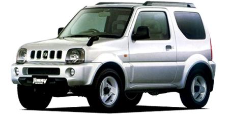 スズキ ジムニーワイド JZ (1998年1月モデル)