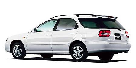 スズキ カルタスワゴン 1.6TR-4 (2000年5月モデル)