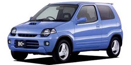 スズキ Kei 3ドア Sタイプ (1998年10月モデル)
