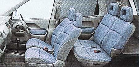 スズキ Kei 5ドア Xタイプ (1999年10月モデル)