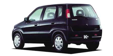 スズキ Kei Eタイプ (2000年10月モデル)