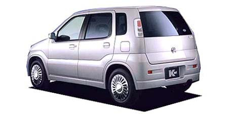 スズキ Kei DJ (2001年4月モデル)