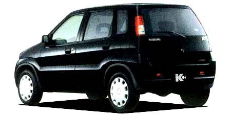 スズキ Kei N-1 (2001年11月モデル)