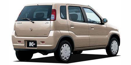 スズキ Kei Bターボ (2003年9月モデル)
