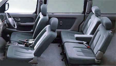 スズキ エブリイワゴン ジョイポップターボL (2000年5月モデル)