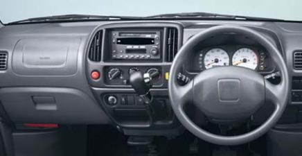 スズキ エブリイワゴン ジョイポップターボPZ (2001年9月モデル)