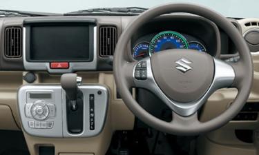 スズキ エブリイワゴン PZターボ ハイルーフ (2020年6月モデル)