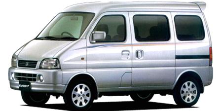 スズキ エブリイ+(プラス) ベースグレード (1999年6月モデル)