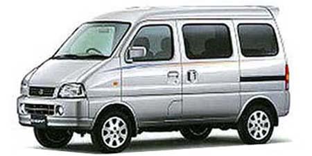スズキ エブリイ+(プラス) ベースグレード (1999年12月モデル)