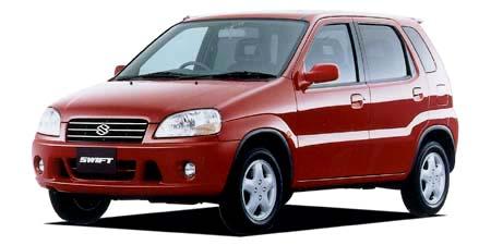 スズキ スイフト SX (2000年2月モデル)