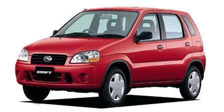 スズキ スイフト SE-Z (2002年1月モデル)