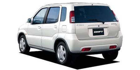 スズキ スイフト SE-Z (2002年6月モデル)