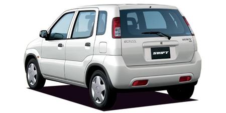 スズキ スイフト SE-Z (2003年1月モデル)