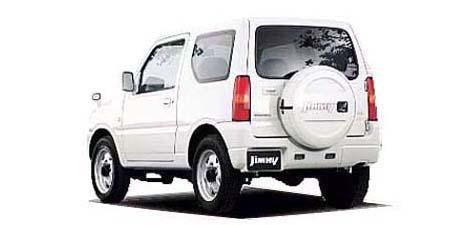 スズキ ジムニーL ベースグレード (2000年3月モデル)