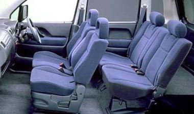 スズキ ワゴンRソリオ ソリオ1.3 (2000年12月モデル)