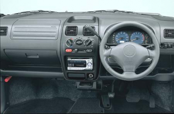 スズキ ワゴンRソリオ ソリオX-II (2001年9月モデル)