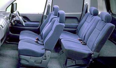スズキ ワゴンRソリオ ソリオ1.3 (2001年9月モデル)