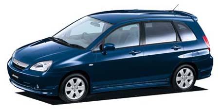 スズキ エリオ XV (2002年1月モデル)