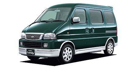 スズキ エブリイランディ XC (2001年5月モデル)