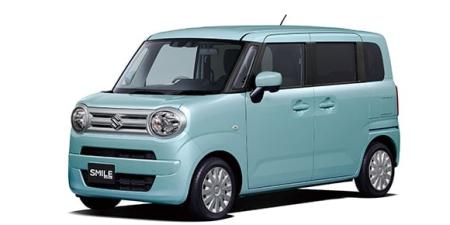 スズキ ワゴンRスマイル G 快適パッケージ装着車 (2021年9月モデル)