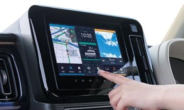 スズキ ワゴンRスマイル ハイブリッドS 2トーンルーフパッケージ装着車 (2021年9月モデル)