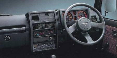スズキ ジムニーシエラ ベースグレード (1993年5月モデル)