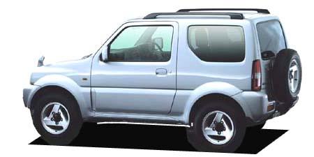 スズキ ジムニーシエラ ベースグレード (2002年1月モデル)