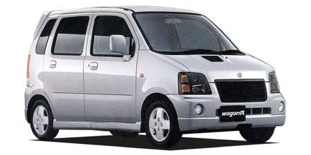 スズキ ワゴンR RR RR (1998年10月モデル)