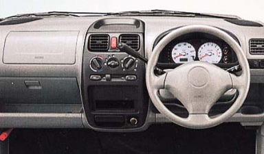 スズキ ワゴンR RR RR (1999年10月モデル)