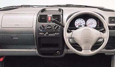 スズキ ワゴンR RR RR-F (2000年5月モデル)