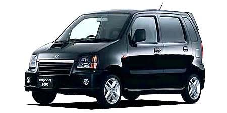 スズキ ワゴンR RR RR (2000年12月モデル)