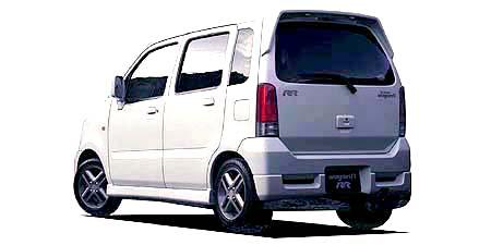 スズキ ワゴンR RR RR-Sリミテッド (2000年12月モデル)
