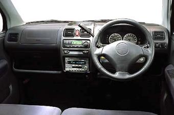 スズキ ワゴンR RR RRリミテッド サイドエアバッグ装着車 (2001年5月モデル)