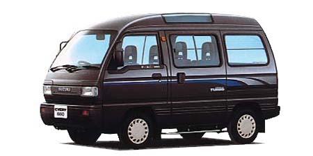 スズキ エブリイ PL ハイルーフ (1990年3月モデル)