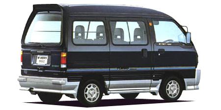 スズキ エブリイ PA ハイルーフ (1990年3月モデル)