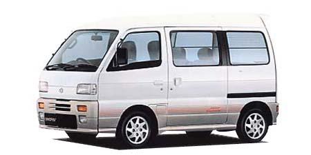 スズキ エブリイ CZスーパーサウンド (1991年9月モデル)