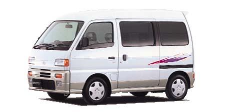 スズキ エブリイ ジョイポップターボ (1997年4月モデル)