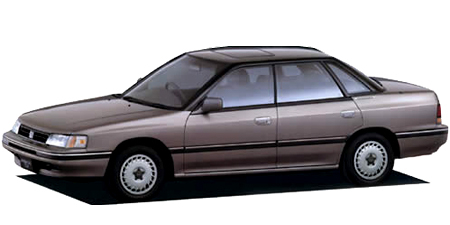 いすゞ アスカ CX (1990年6月モデル)