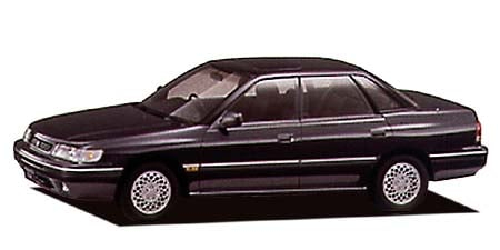いすゞ アスカ CXタイプG (1991年6月モデル)