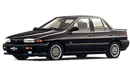 いすゞ ジェミニ C/C (1990年3月モデル)