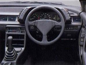 いすゞ ジェミニ イルムシャー・R (1991年3月モデル)