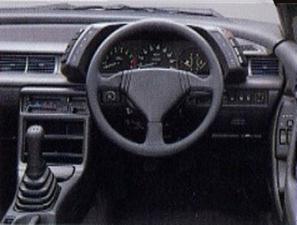 いすゞ ジェミニ ZZ ハンドリングバイロータス (1991年3月モデル)