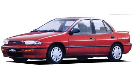 いすゞ ジェミニ G/G (1992年11月モデル)