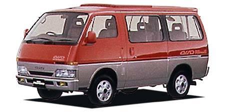 いすゞ ファーゴワゴン LD (1993年8月モデル)