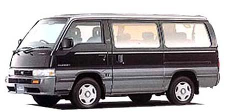 いすゞ ファーゴワゴン ロングLD (1995年8月モデル)