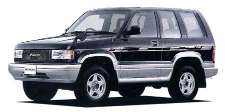 いすゞ ビッグホーン ベーシック ショート (1992年3月モデル)
