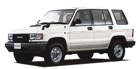 いすゞ ビッグホーン イルムシャー ロング (1992年10月モデル)