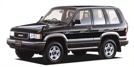 いすゞ ビッグホーン LS ロング (1993年10月モデル)