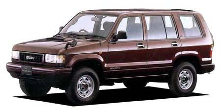 いすゞ ビッグホーン イルムシャー ロング (1993年10月モデル)